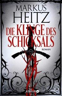 Die Klinge des Schicksals. (c) Droemer Knaur Verlag