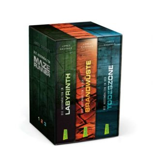 Maze Runner Trilogie von James Dashner