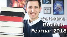 Lesemonat Februar 2018