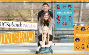 Bookplanetarium Liveshow zu Unerschrocken 2 von Pénélope Bagieu