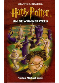 Low German: Harry Potter un de Wunnersteen