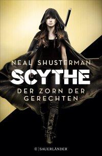 Scythe - Der Zorn der Gerechten. (c) Fischer Sauerländer