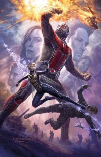 Ant-Man and The Wasp Vorgeschichte. (c) Panini Verlag