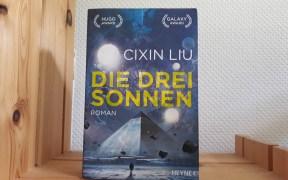Die drei Sonnen von Cixin Liu. (c) woerteraufreise