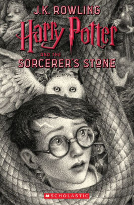 Harry Potter and the Sorcerer's Stone (2018). (c) Scholastic