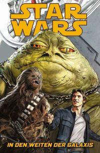 Star Wars - In den Weiten der Galaxis. (c) Panini Verlag