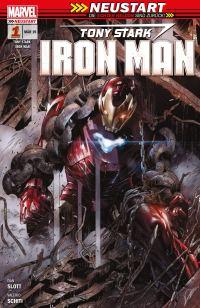 Iron Man - Neustart: Bd. 1. (c) Panini Verlag