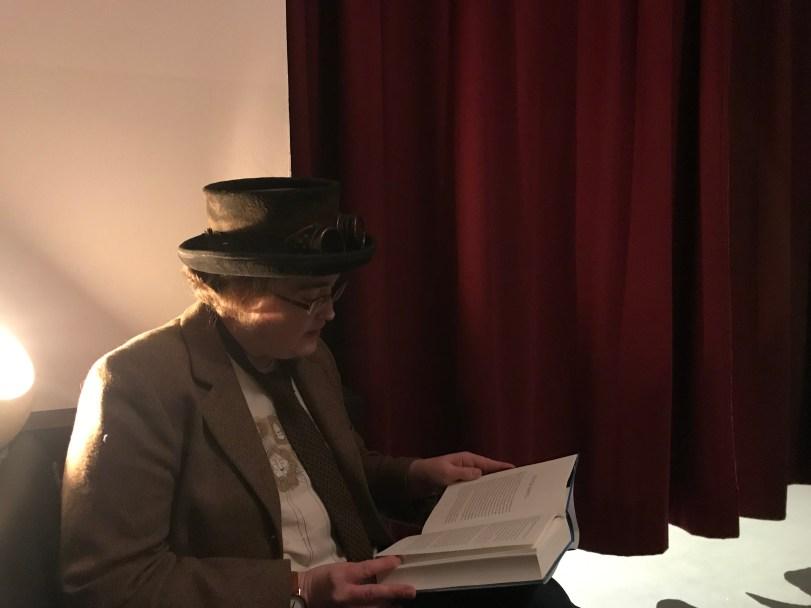 """Maja Ilisch liest aus """"Das gefälschte Siegel"""""""