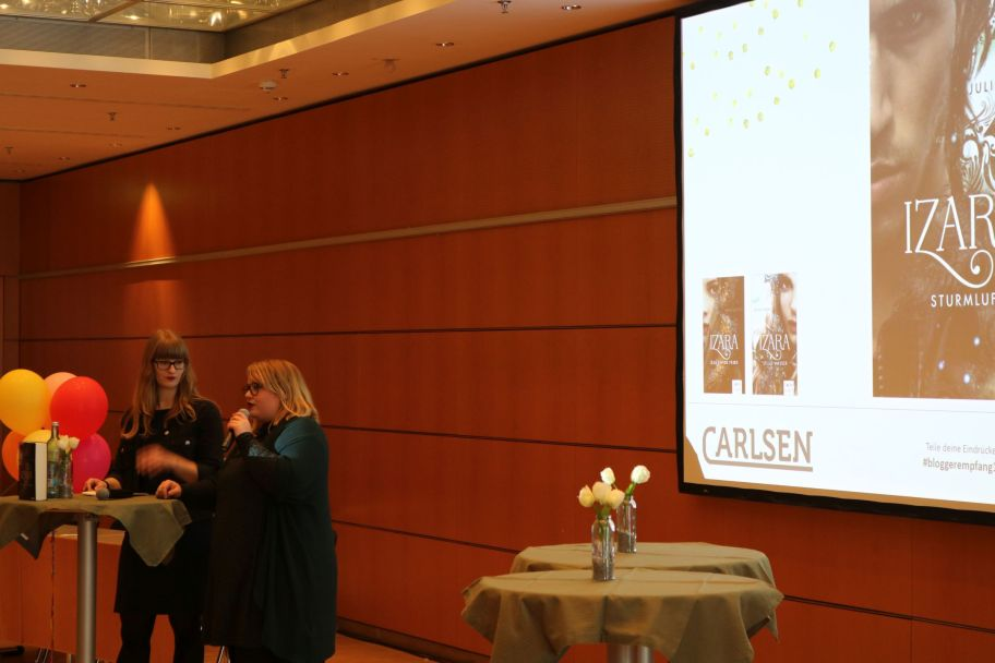 Carlsen / Thienemann Bloggerempfang