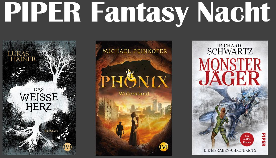 Piper Fantasy Nacht (c) Piper Verlag