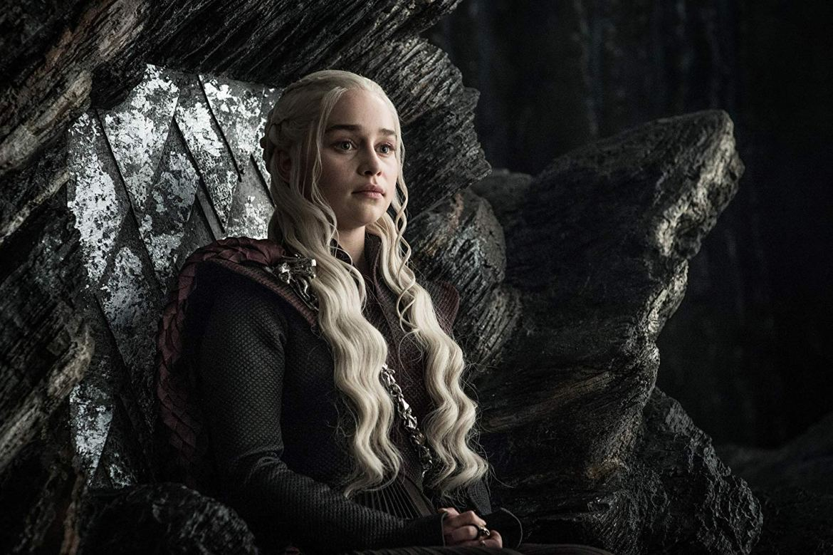 Emilia Clarke in Game of Thrones © Home Box Office, Inc. All rights reserved. HBO® and all related programs are the property of Home Box Office, Inc.