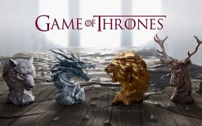 Game of Thrones Season 1 - 7 Box Set. © Home Box Office, Inc. All rights reserved. HBO® and all related programs are the property of Home Box Office, Inc.