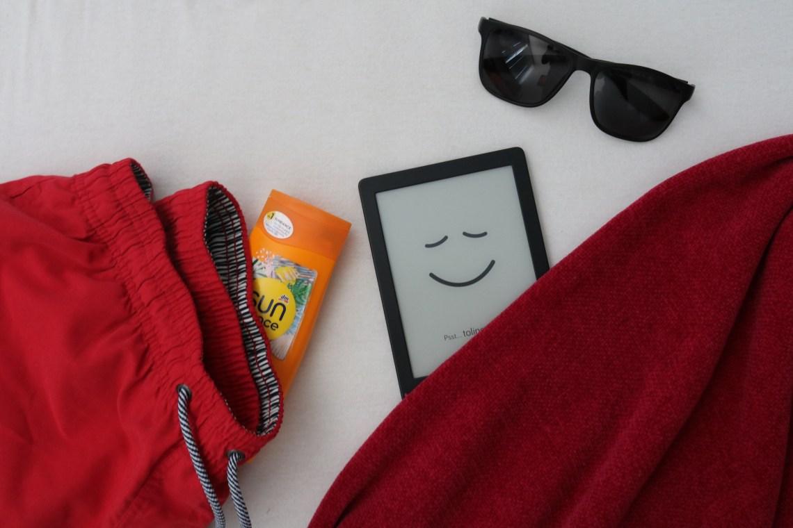 Der Tolino Shine 3 - Der ideale Reisebegleiter ermöglicht Zeit für Geschichten