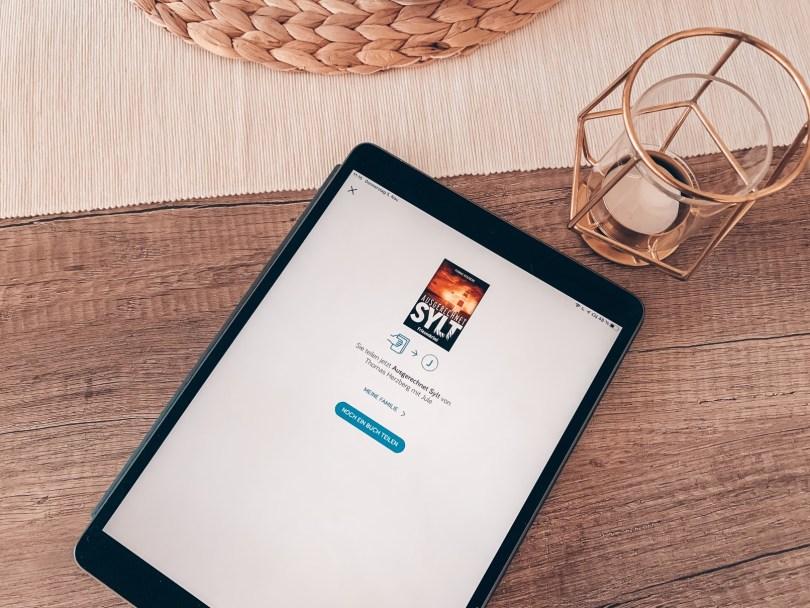 Ein eBook mit Familienangehörigen teilen geht jetzt ganz unkompliziert mit der tolino Family Sharing Funktion