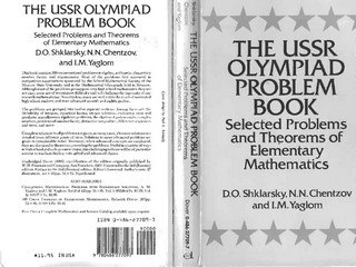 The USSR Olympiad Problem Book (Selected Problems and Theorems of