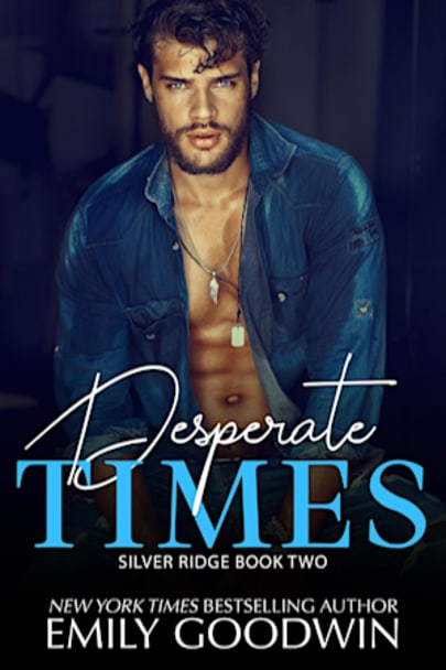REVIEW ➞ Desperate Times by Emily Goodwin