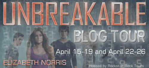 Unbreakable Blog Tour