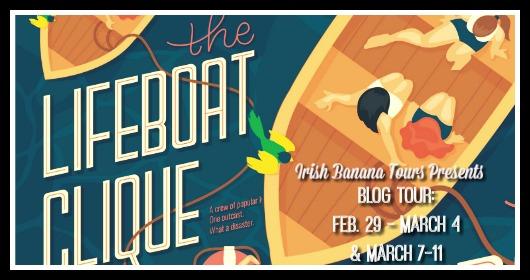 The Lifeboat Clique | BookandLatte.com