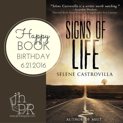 Signs of Life by Selene Castrovilla | bookandlatte.com
