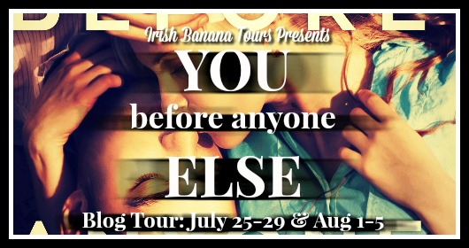 before anyone else blog tour