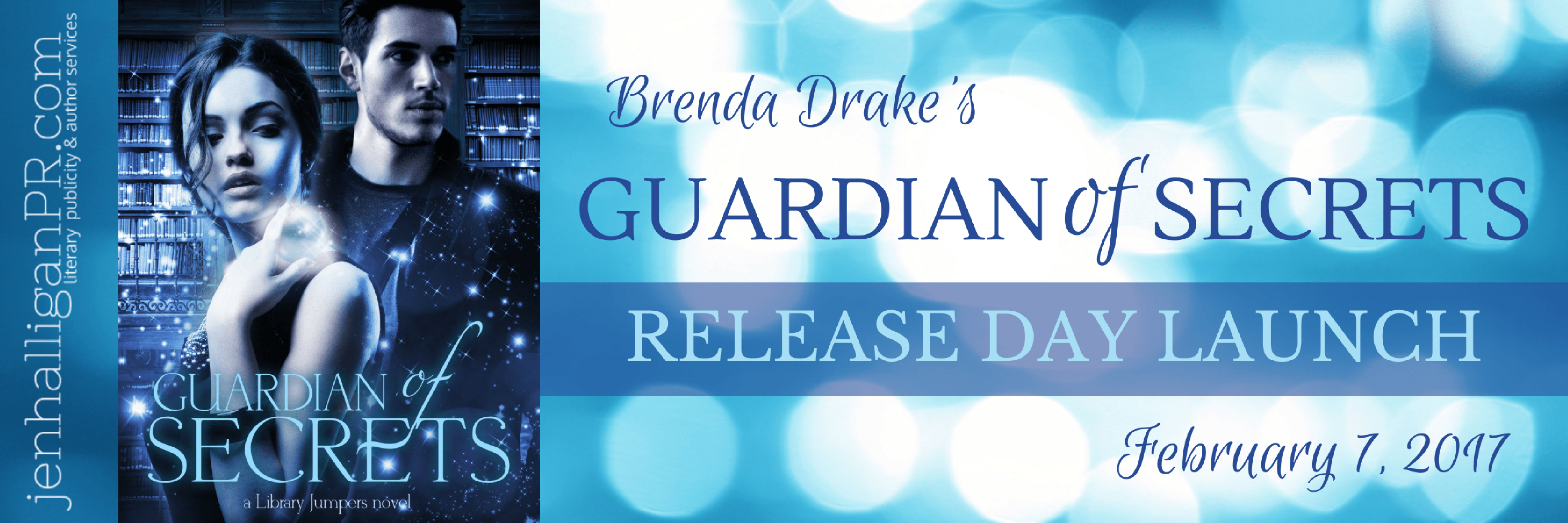 Release+Giveaway | Guardian of Secrets by Brenda Drake