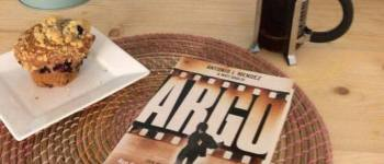 Argo van Antonio J. Mendez Book Barista