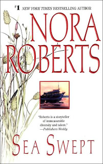 Weekly Reread: Seaswept by Nora Roberts.