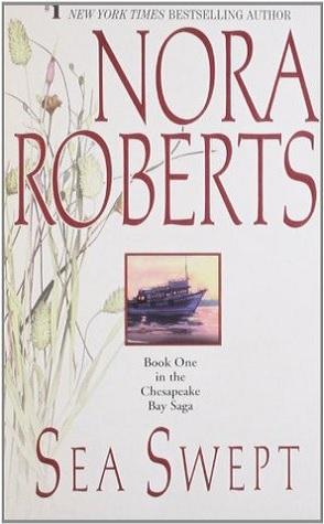 Weekly Reread: Seaswept by Nora Roberts
