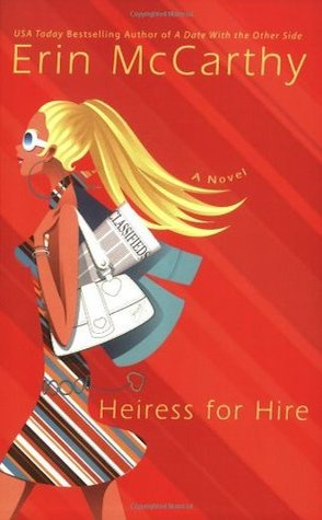 Review: Heiress for Hire by Erin McCarthy