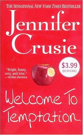 Review: Welcome to Temptation by Jennifer Crusie.