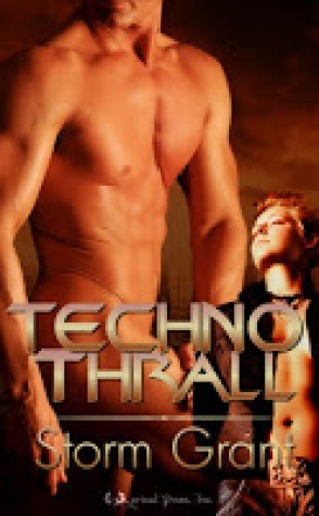 Guest Review: Techno Thrall by Storm Grant