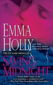 Guest Review: Saving Midnight by Emma Holly