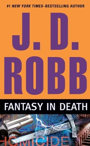 Review: Fantasy in Death by J.D. Robb