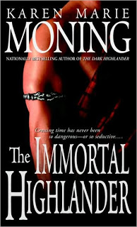 Updated: Author Spotlight Giveaway: The Immortal Highlander – *Autographed*