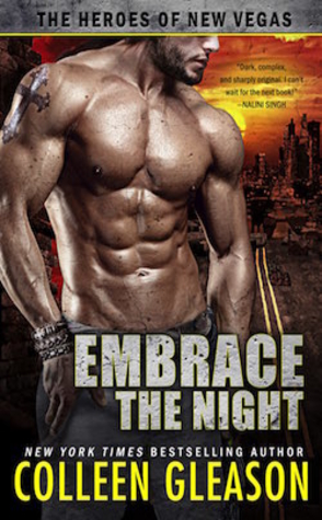 Review: Embrace the Night by Colleen Gleason