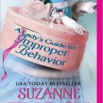 A Lady's Guide to Improper Behavior by Suzanne Enoch Book Cover