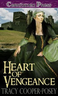 Review: Heart of Vengeance by Tracy Cooper-Posey