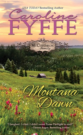 Review: Montana Dawn by Caroline Fyffe