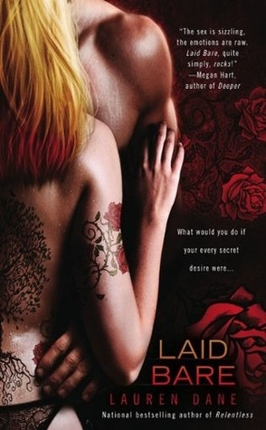 Review: Laid Bare by Lauren Dane