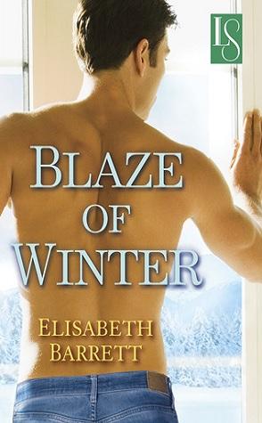 Review: Blaze of Winter by Elizabeth Barrett