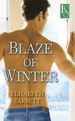 Review: Blaze of Winter by Elizabeth Barrett