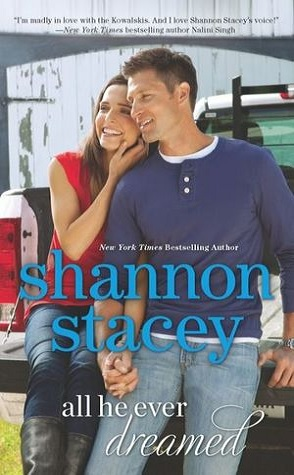 Review: All He Ever Dreamed by Shannon Stacey
