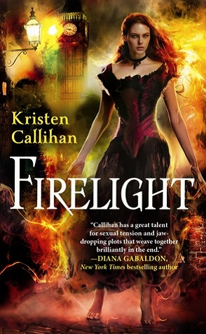 Lightning Review: Firelight by Kristen Callian