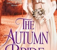 Guest Review: The Autumn Bride by Anne Gracie