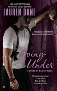 Guest Review: Going Under by Lauren Dane