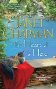Guest Review: The Heart of a Hero by Janet Chapman