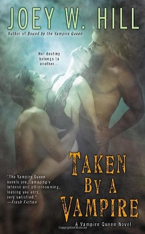 Guest Review: Taken By A Vampire by Joey W. Hill