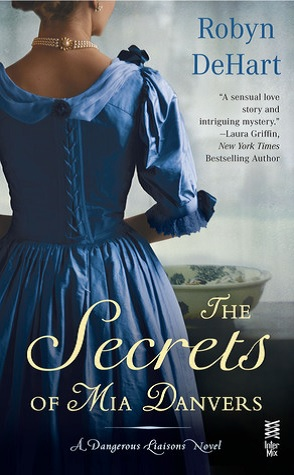 Guest Review: The Secrets of Mia Danvers by Robyn DeHart