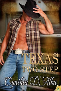 #DFRAT Excerpt and Giveaway: Texas Two Step: The Prequel by Cynthia D'Alba