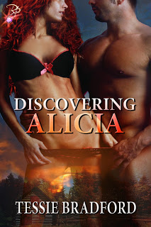 #DFRAT Excerpt and Giveaway: Discovering Alicia by Tessie Bradford